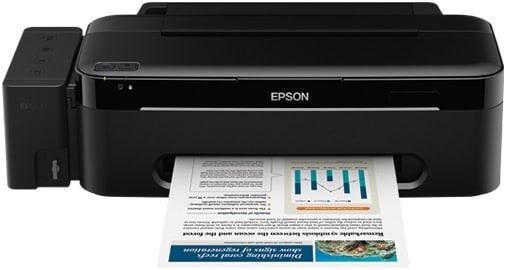 Сброс памперса Epson L100