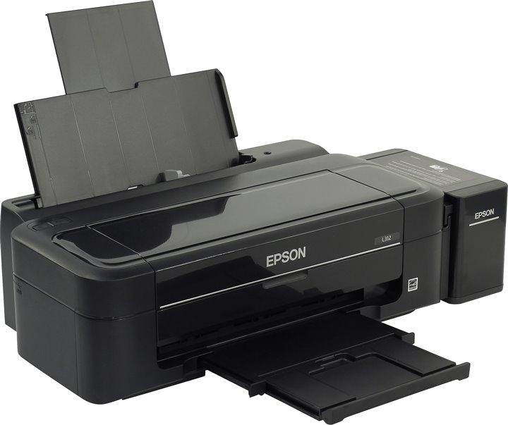 Сброс памперса Epson L312