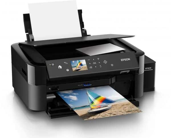 Сброс памперса Epson L850 и прошивка принтера