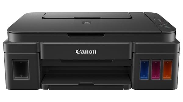 Сброс памперса Canon PIXMA G2400