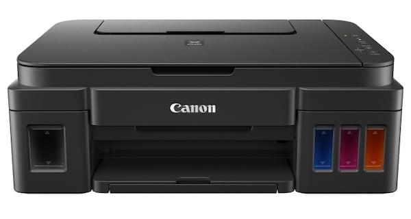 Сброс памперса Canon PIXMA G2500
