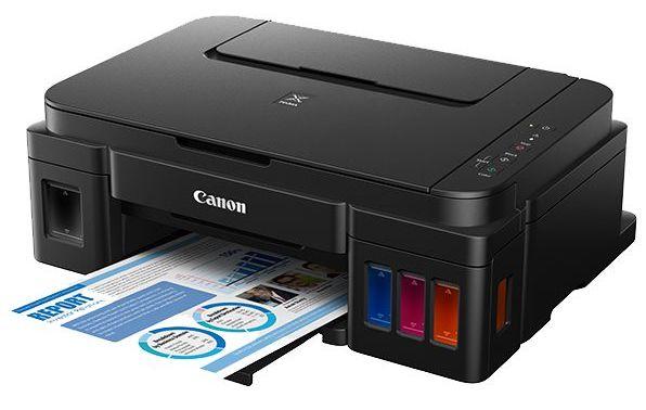 Сброс памперса Canon PIXMA G2501