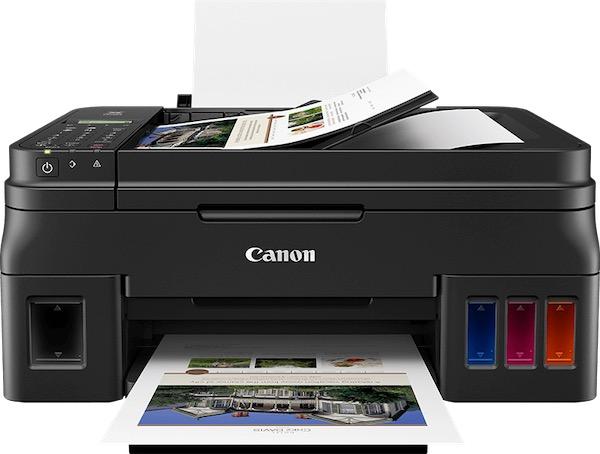 Сброс памперса Canon PIXMA G4410