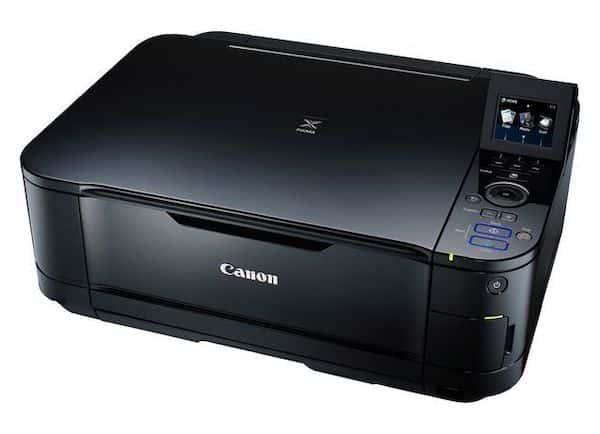Сброс памперса Canon PIXMA MG5140