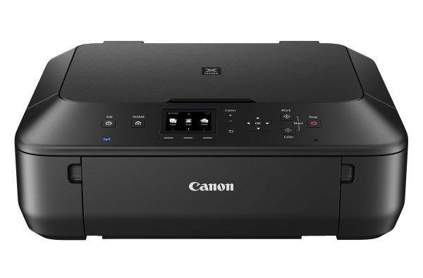 Сброс памперса Canon PIXMA MG5550