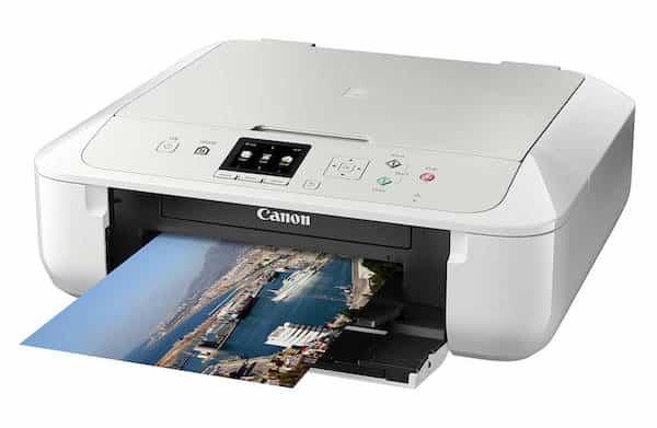 Сброс памперса Canon PIXMA MG5751