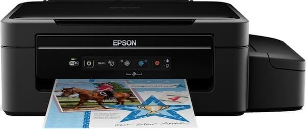 Сброс памперса Epson EcoTank ET-2500