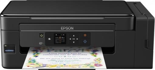 Сброс памперса Epson EcoTank ET-2650