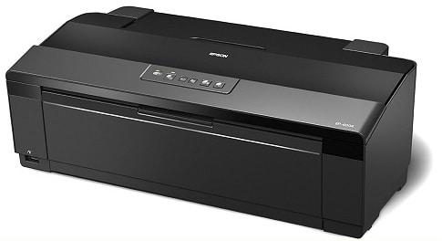 Сброс памперса Epson EP-4004 и прошивка принтера