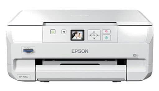 Сброс памперса Epson EP-706A и прошивка принтера