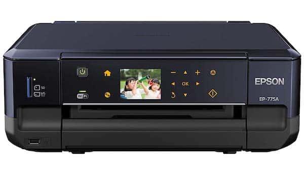 Сброс памперса Epson EP-775A и прошивка принтера