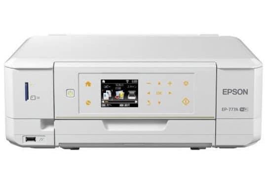 Сброс памперса Epson EP-777A и прошивка принтера