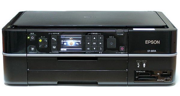 EPSON 801A DRIVERS (2019)