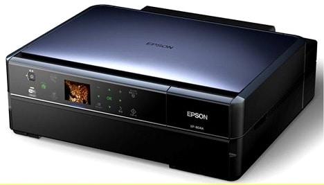 Сброс памперса Epson EP-804A и прошивка принтера
