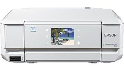 Сброс памперса Epson EP-806AW и прошивка принтера