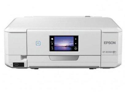 Сброс памперса Epson EP-807AW и прошивка принтера