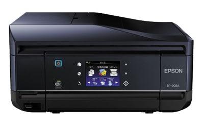 Сброс памперса Epson EP-905A и прошивка принтера