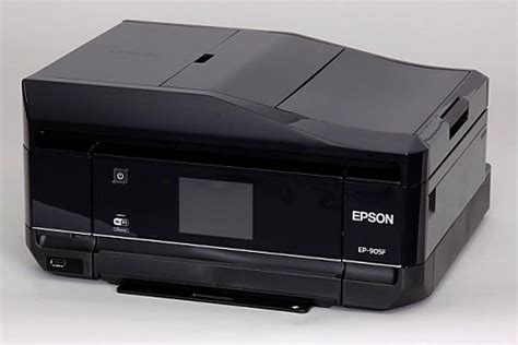 Сброс памперса Epson EP-905F и прошивка принтера