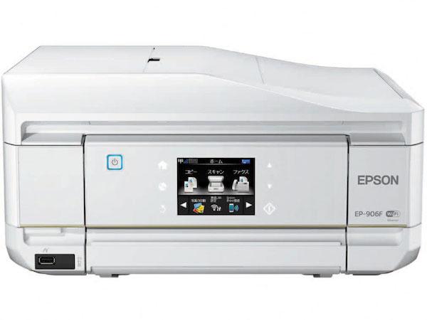 Сброс памперса Epson EP-906F и прошивка принтера