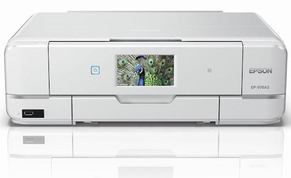 Сброс памперса Epson EP-978A3 и прошивка принтера