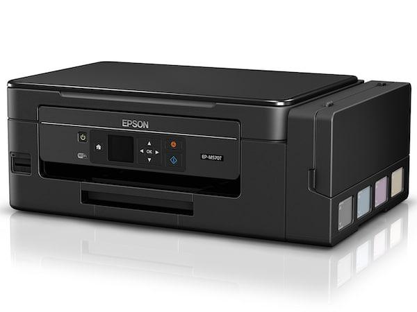 Сброс памперса Epson EP-M570T и прошивка принтера