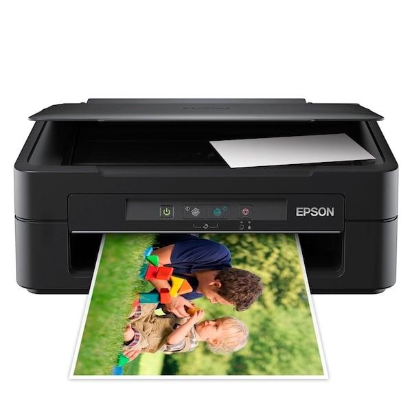 Сброс памперса Epson Expression Home XP-100 и прошивка принтера