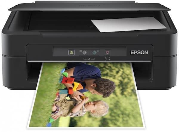 Сброс памперса Epson Expression Home XP-103 и прошивка принтера