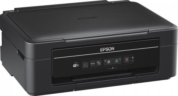 Сброс памперса Epson Expression Home XP-202 и прошивка принтера