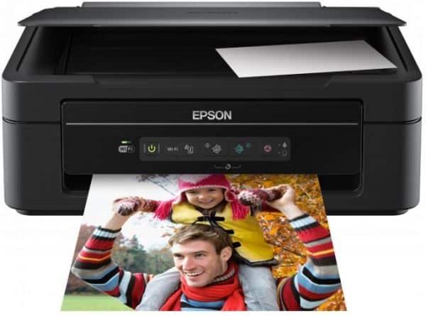 Сброс памперса Epson Expression Home XP-203 и прошивка принтера