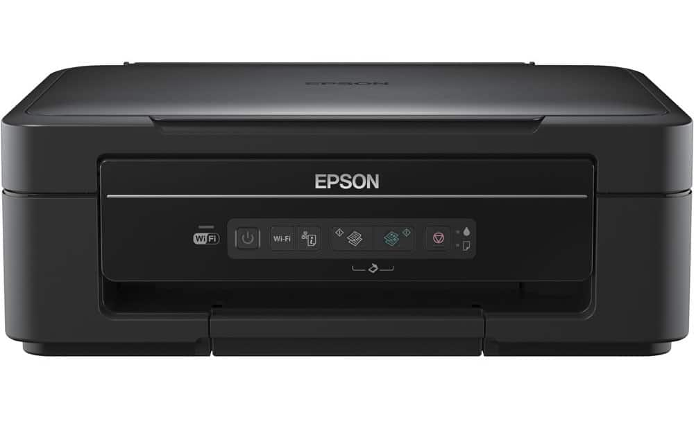 Сброс памперса Epson Expression Home XP-205