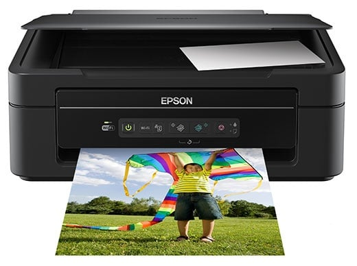 Сброс памперса Epson Expression Home XP-207