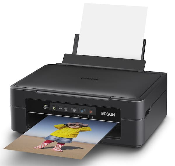 Сброс памперса Epson Expression Home XP-212