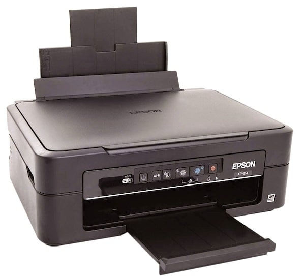 Сброс памперса Epson Expression Home XP-214