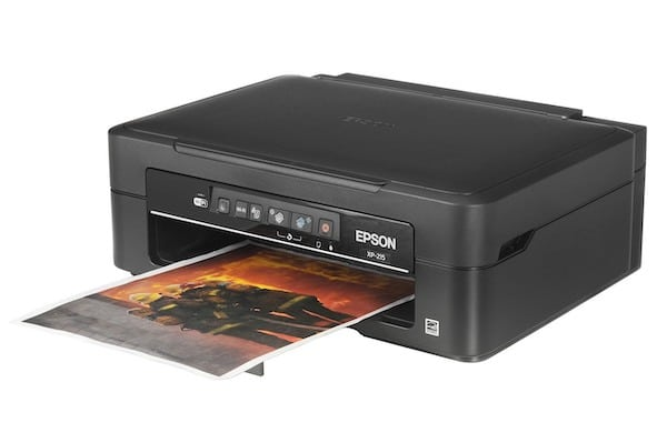 Сброс памперса Epson Expression Home XP-215