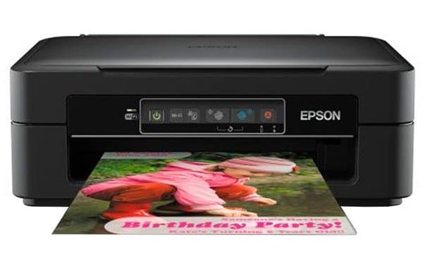 Сброс памперса Epson Expression Home XP-241