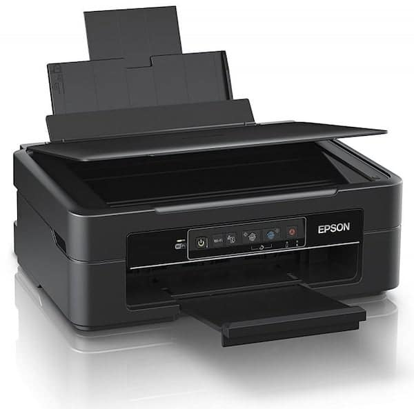 Сброс памперса Epson Expression Home XP-245