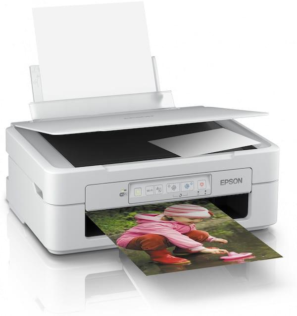 Сброс памперса Epson Expression Home XP-247 и прошивка принтера