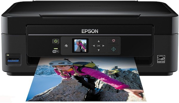 Сброс памперса Epson Expression Home XP-303