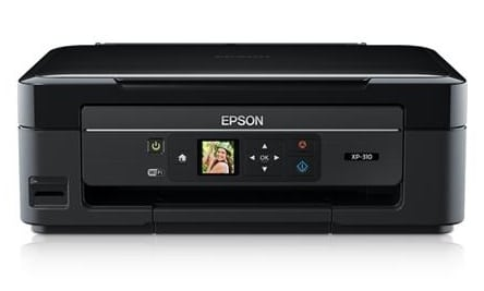 Сброс памперса Epson Expression Home XP-310 и прошивка принтера