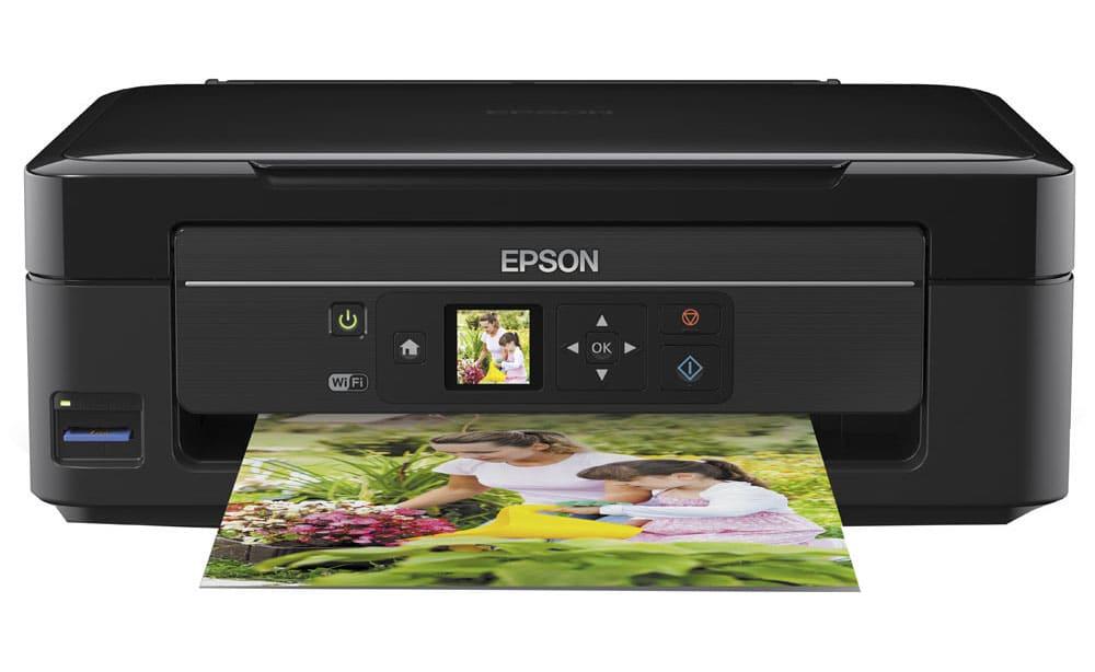 Сброс памперса Epson Expression Home XP-312