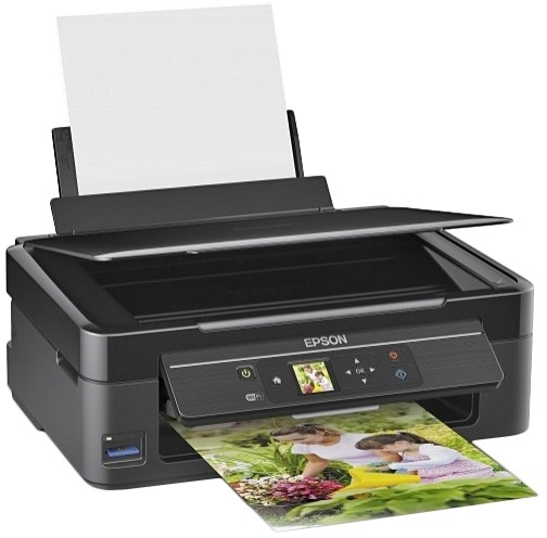 Сброс памперса Epson Expression Home XP-313