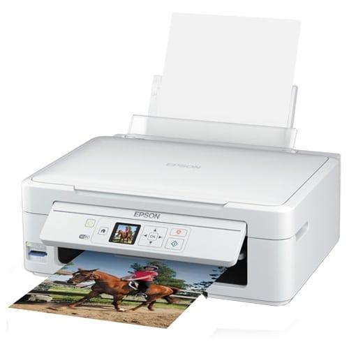 Сброс памперса Epson Expression Home XP-315 и прошивка принтера