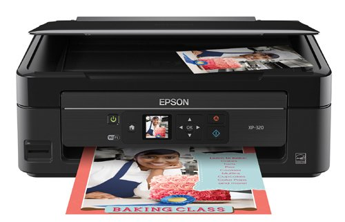 Сброс памперса Epson Expression Home XP-320
