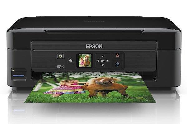 Сброс памперса Epson Expression Home XP-322 и прошивка принтера