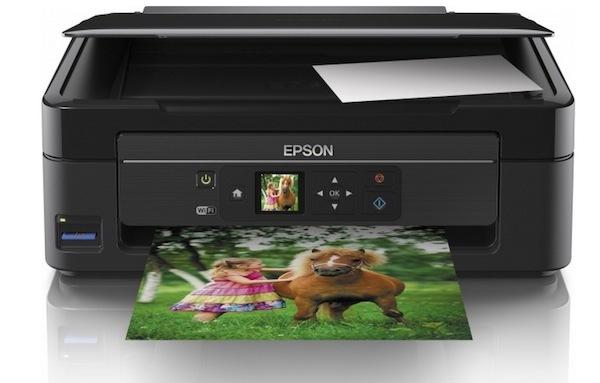 Сброс памперса Epson Expression Home XP-323 и прошивка принтера
