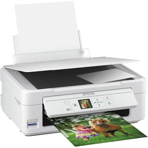 Сброс памперса Epson Expression Home XP-325