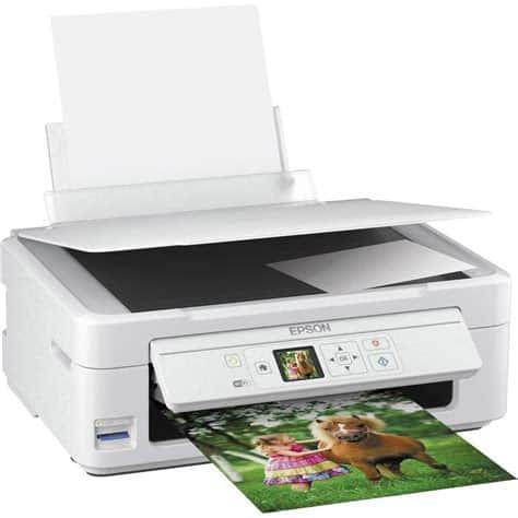 Сброс памперса Epson Expression Home XP-325 и прошивка принтера
