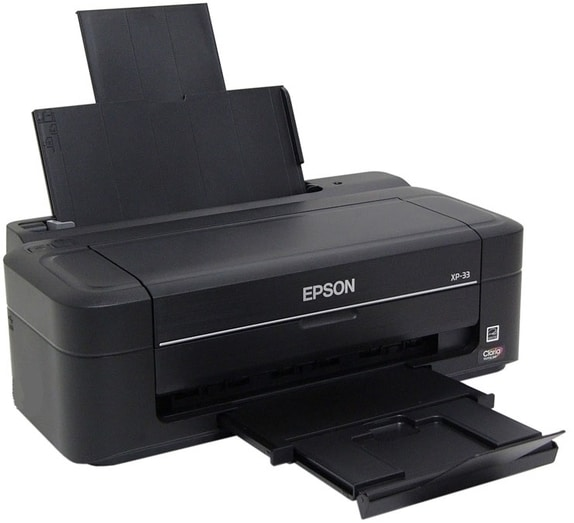 Сброс памперса Epson Expression Home XP-33