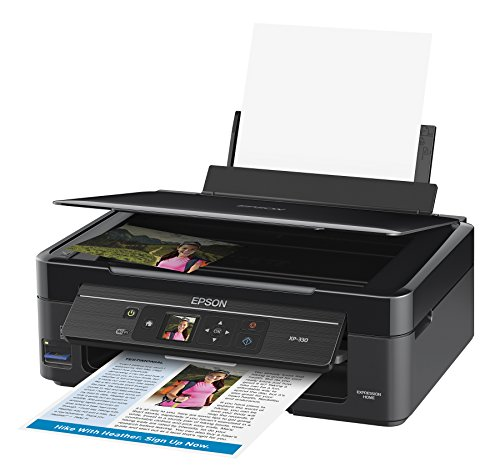 Сброс памперса Epson Expression Home XP-330