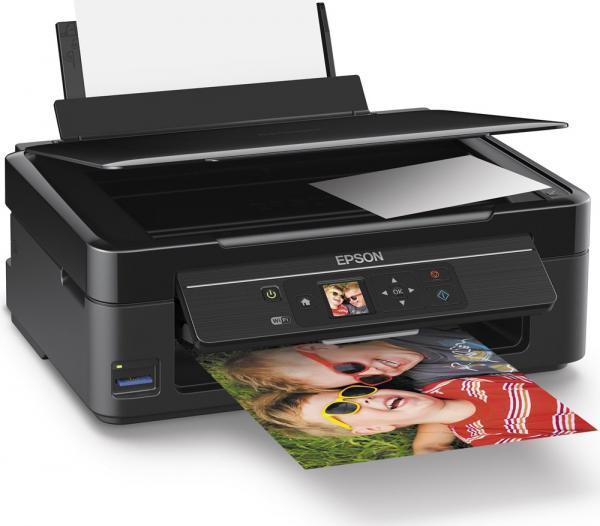 Сброс памперса Epson Expression Home XP-332 и прошивка принтера